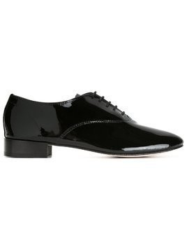 REPETTO varnished oxfords - Black