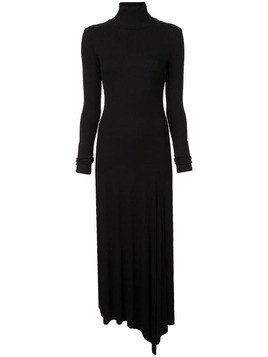 Kamperett Moor turtleneck dress - Black