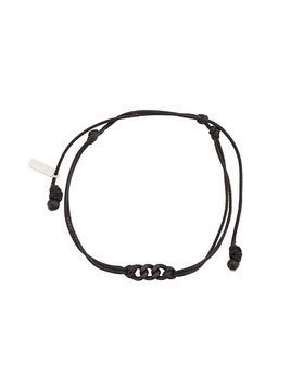 Hues mini link bracelet - Black