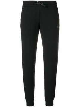 Ea7 Emporio Armani sports trousers - Black