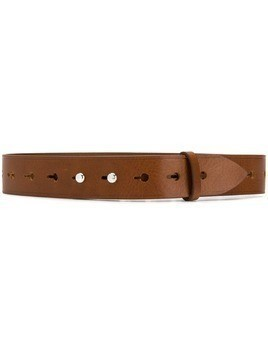 Isabel Marant zap belt - Brown