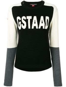 Perfect Moment Gstaad jumper - Black