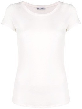 Fine Edge classic short-sleeve T-shirt - White