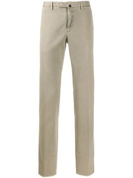 Incotex slim-fit chinos - NEUTRALS