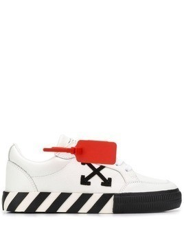 Off-White low top stripe sneakers