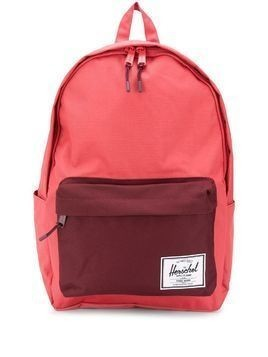 Herschel Supply Co. Classic XL logo patch backpack - Red