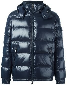 Moncler 'Maya' padded jacket - Blue
