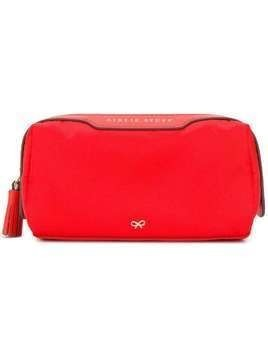 Anya Hindmarch Girlie Stuff pouch - Red