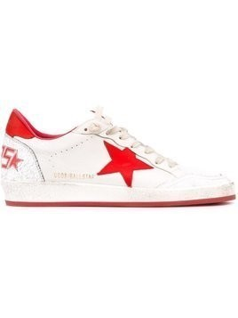Golden Goose Deluxe Brand - 'Ball Star' sneakers - Herren - Leather/rubber - 45 - White