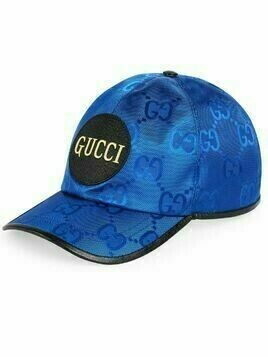 Gucci Off The Grid baseball hat - Blue