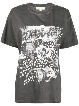 Michael Michael Kors Club Glam T-shirt - Grey