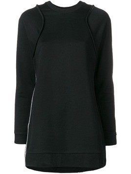 Y-3 oversized sweatshirt - Black