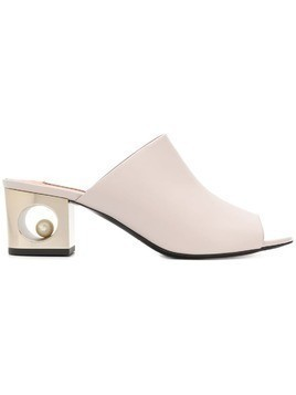 Coliac Stacy mules - Neutrals
