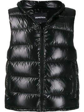 Duvetica hooded down jacket - Black