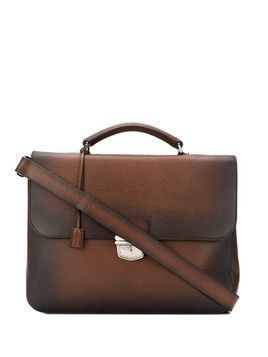 Orciani top handle bag - Brown