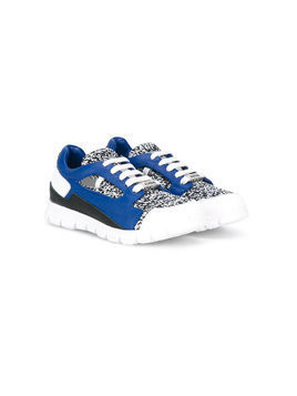 Am66 lace-up sneakers - Blue