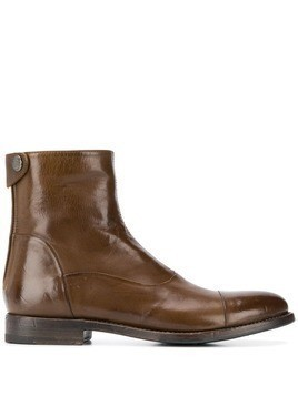 Alberto Fasciani Windy ankle boots - Brown