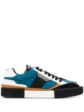 Dolce & Gabbana Miami low top sneakers - Blue
