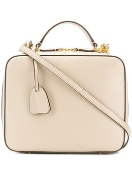Mark Cross top handle tote bag - Neutrals