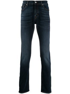 7 For All Mankind slim fit denim jeans - Blue