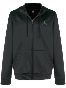 Nike loose fitted jacket - Black
