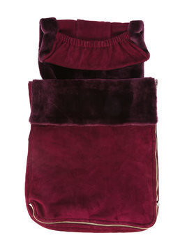 Liska zipped nest - Red