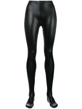 Tom Ford faux leather leggings - Black