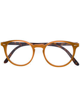 Josef Miller Monroe glasses - Yellow