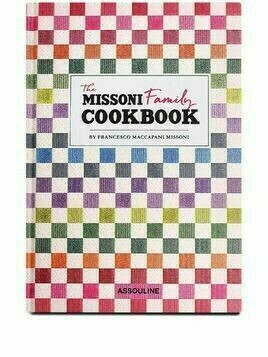 Assouline The Missoni Family Cookbook - White