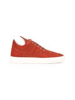 Filling Pieces low top padded sneakers - Red