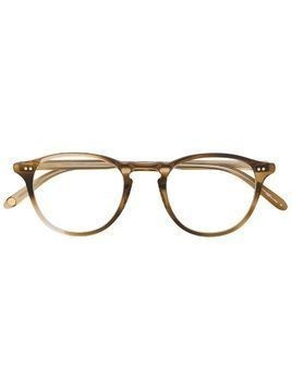 Garrett Leight convertible glasses - Brown