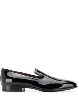 Carvil formal loafers - Black