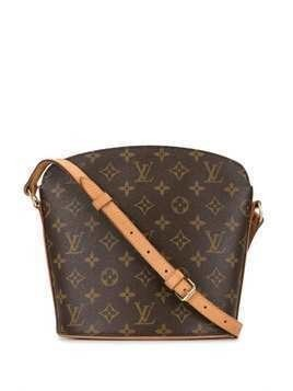Louis Vuitton 2003 pre-owned Drouot crossbody bag - Brown