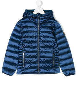 Ciesse Piumini Junior teen metallic padded jacket - Blue