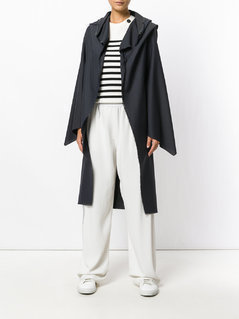 "Maison Martin Margiela Vintage ""White Label"" deconstructed coat - Grey"