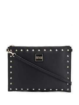 Versace Jeans Couture clutch bag - Black