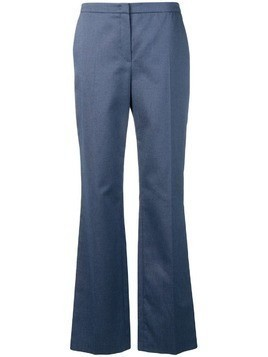 Escada flared trousers - Blue