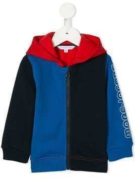 Little Marc Jacobs colour-block tracksuit - Blue