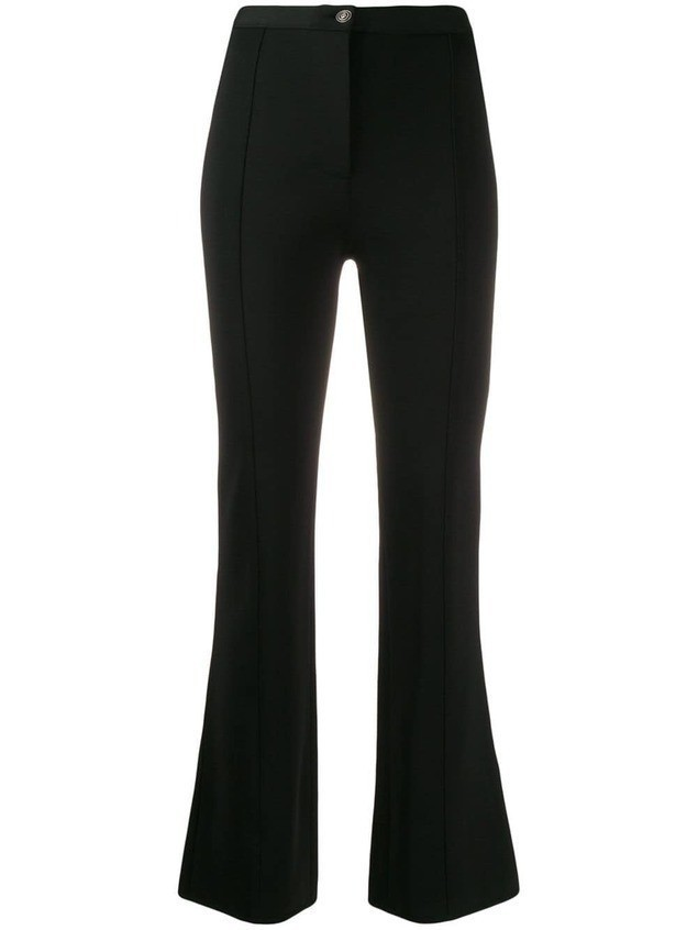 Givenchy slim flared trousers - Black