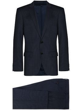 BOSS two-piece tailored suit - Blue