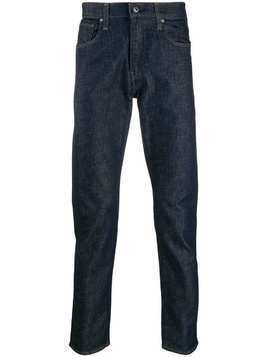 Levi's: Made & Crafted classic regular jeans - Blue