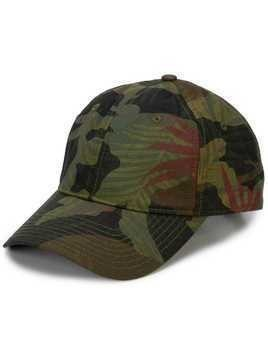 Alex Mill Tropical camouflage baseball cap