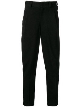 Devoa tapered trousers - Blue