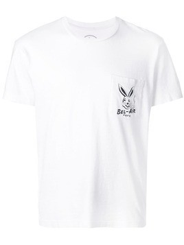 Local Authority BelAir bunny T-shirt - White