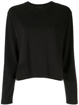 Atm Anthony Thomas Melillo Classic Jersey L/S Boy Tee ATM - Black