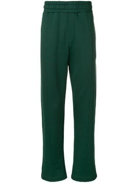 Champion X Wood Wood elasticated waist track trousers - Green