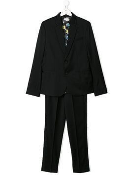 Paul Smith Junior TEEN two-piece suit - Black