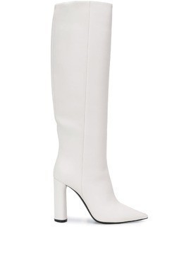 Casadei Agyness boots - White
