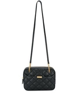 Saint Laurent quilted shoulder bag - Black