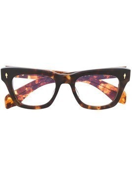 Jacques Marie Mage Dealan glasses - Brown